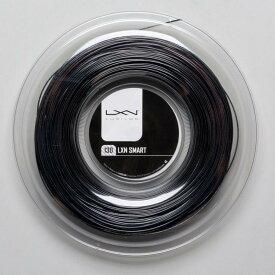 ルキシロン スマート(1.25/1.30mm) 200Mロール 硬式テニス ポリエステル ガット(Luxilon SMART 200m String Reel) WR8300801125/WR8301001130