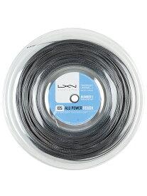 ルキシロン ビッグバンガー アルパワー ラフ (1.25mm) 220Mロール 硬式テニス ポリエステル ガット(Luxilon BB ALU POWER ROUGH 220m String Reel) WRZ9902