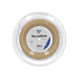 テクニファイバー XR3 (125/130) 200Mロール 硬式テニス マルチフィラメント ガット(Tecnifibre XR3)