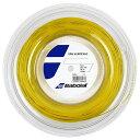 【NEW】バボラ RPM ハリケーン (120/125/130/135) 200Mロール 硬式テニス ポリエステル ガット(Babolat RPM Hurrican…