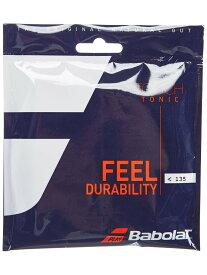 【NEWパッケージ】バボラ タッチ トニック < 135(旧バボラ トニックプラス ボールフィール) 硬式テニスガットナチュラルガット(Babolat TOUCH TONIC < 135)201032