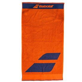 バボラ ミディアム テニス タオル (ブラック × ホワイト / ブルー / レッド) Babolat Medium Tennis Towel