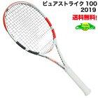 バボラ ピュアストライク 100 2019 BF101400 Babolat pure strike 100 300g 2019 硬式テニスラケット
