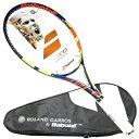 【数量限定】バボラ ピュアアエロ 2017フレンチオープンモデル BABOLAT PURE AERO ROLAND GARROS 2017(BF101291)【テニスラケット】【送料無料】[テニスショ