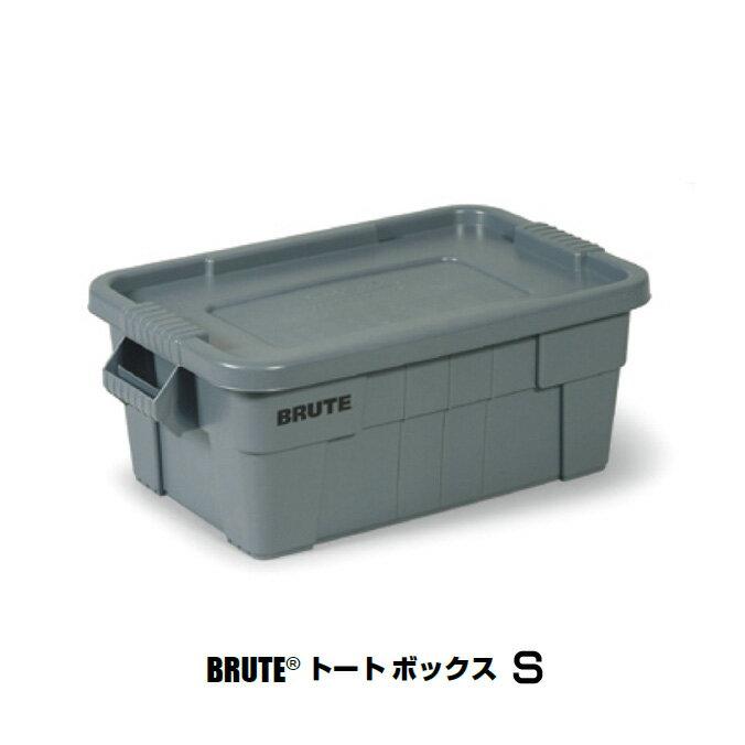 【送料無料】BRUTE トート ボックスS(ラバーメイド)【代引き決済不可】