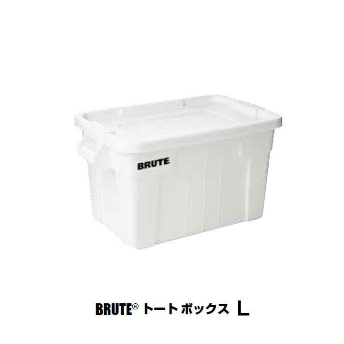 【送料無料】BRUTE トート ボックスL(ラバーメイド)【代引き決済不可】