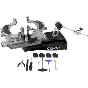 【3年保証付】ストリングマシン(ガット張り機)/テニス・バドミントン用/CB10PRO(手動分銅式)