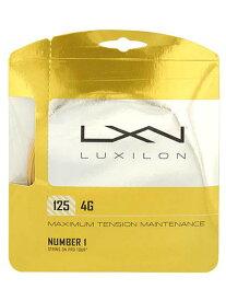 Luxilon 4G (ルキシロン 4G) ノンパッケージ12mロールカット品/1.25mm、1.30mm