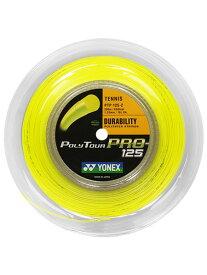 【グリップ1個プレゼント】Yonex(ヨネックス) ポリツアープロ(Poly Tour Pro)200mロールガット/1.20mm、1.25mm、1.30mm