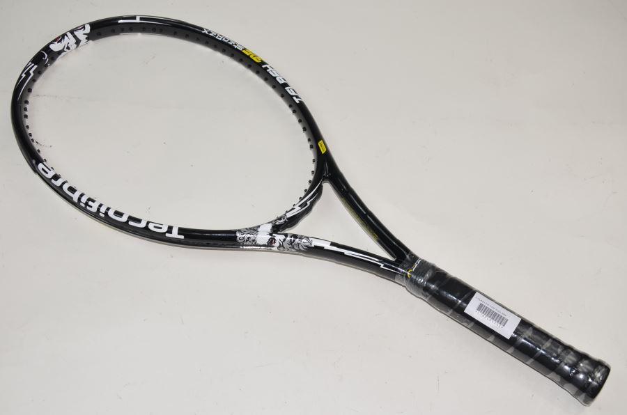 【中古】テクニファイバー T-フラッシュ 315 ステップフレックス 2009年モデル 【多数グロメット割れ有り】Tecnifibre T-FLASH 315 STEP FLEX 2009(G2)【中古 テニスラケット】(ラケット 硬式用 中古ラケット 中古テニスラケット 硬式テニスラケット テニスサークル)