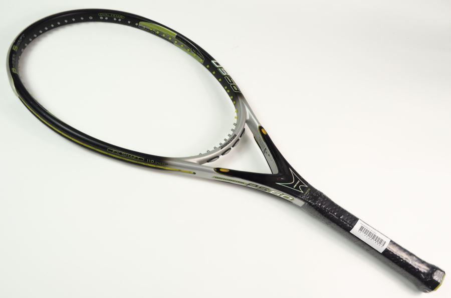 【中古】ブリヂストン ウィングビーム PS 60 2002年モデルBRIDGESTONE WINGBEAM PS 60 2002(G1相当)【中古 テニスラケット】(ラケット 硬式用 中古ラケット 中古テニスラケット 硬式テニスラケット テニスサークル 部活 テニス用品)