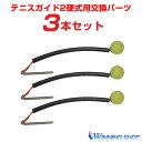 テニスガイド2【交換パーツ】3本セット(硬式用)【RCP】 05P03Dec16