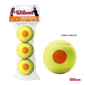 ウイルソン(wilson)ボール スターター・ゲーム・ボール 1袋(3球入り) WRT137300