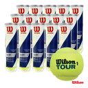 【応援クーポン10%OFF対象商品:12月20日まで】ウイルソン Wilson テニスボール TOUR STANDARD(ツアー・スタンダー…