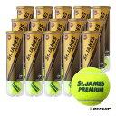 【応援クーポン10%OFF対象商品:11月20日まで】ダンロップ DUNLOP テニスボール St.JAMES PREMIUM(セント・ジェーム…