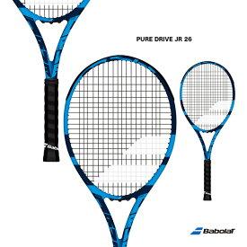 【応援クーポン10%OFF対象商品:12月20日まで】バボラ BabolaT テニスラケット ボーイズ ピュア ドライブ ジュニア 26 PURE DRIVE JR 26 140418J