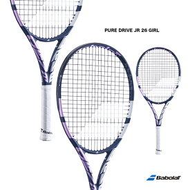 バボラ BabolaT テニスラケット ガールズ ピュア ドライブ ジュニア 26 ガール PURE DRIVE JR 26 GIRL 140424J
