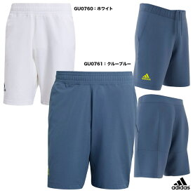 アディダス adidas テニスウェア メンズ ERGO 9 ショーツ PB IWO95