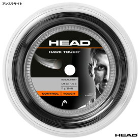 ヘッド(HEAD) テニスガット ロール ホーク・タッチ(HAWK TOUCH) 125 アンスラサイト 281214