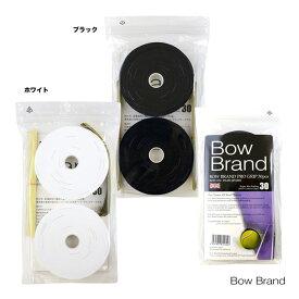 【応援クーポン10%OFF対象商品:11月20日まで】ボウブランド BOWBRAND グリップテープ ボウブランド プログリップ(スーパーウェット 30本巻) BOW030