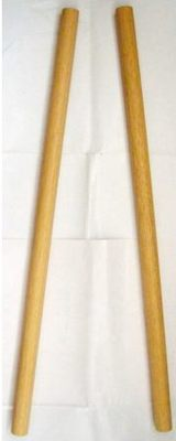 カリ・エスクリマ スティック(オリシ) ロイヤルウッド製 無垢木 1対(2本セット)直径2.5cm