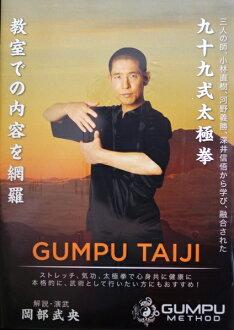 99식 태극권 GUMPU TAIJI 오카베 타케시앙GPM-001 [DVD]