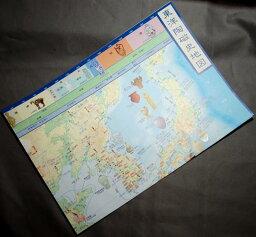 東洋陶磁史地圖(整體圖)