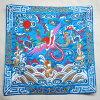 中華刺繍マット鳳凰模様色柄5