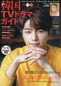 韓国TVドラマガイド vol.85