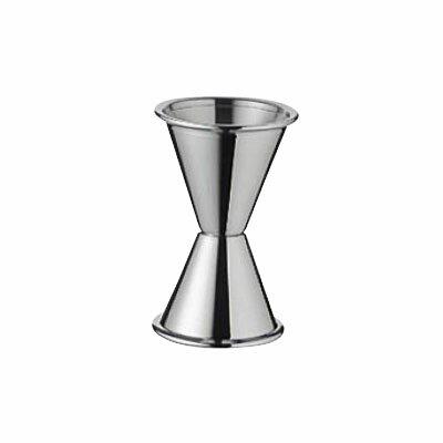 ジガーカップ目盛付(60cc)18-8SW【業務用】【同梱グループA】