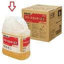 洗剤 油汚れ用洗浄剤 グリースカッター 4kg/業務用/新品/小物送料対象商品
