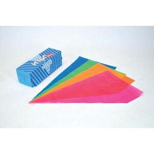 ハイゴマックス 使い捨てロールタイプ絞り袋(72枚ロール)オレンジ 20216300 幅520×奥行260(mm)/業務用/新品 /テンポス