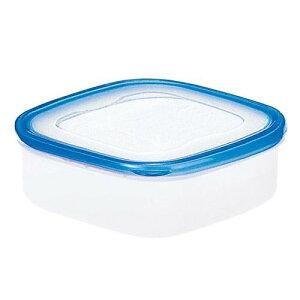 パッセハード シール容器 WS-1 クリアブルー 幅110×奥行110×高さ43(mm)/業務用/新品 /テンポス