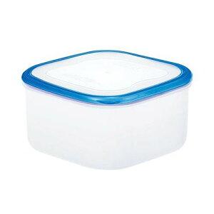 パッセハード シール容器 WS-4 クリアブルー 幅150×奥行150×高さ80(mm)/業務用/新品 /テンポス