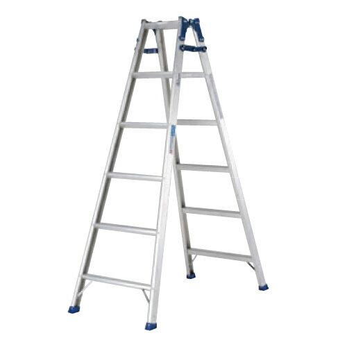 アルミ はしご兼用脚立 PRS-180W/業務用/新品/小物送料対象商品