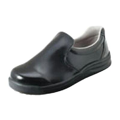 【ノサックス厨房靴グリップキング黒GKW-B26.5cm】/業務用/グループA