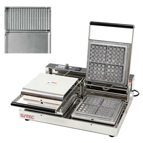マルチベーカー MAX-2 フラット&パニーニ MAX-2-FPC0101 幅540×奥行455×高さ195(mm)/業務用/新品/小物送料対象商品