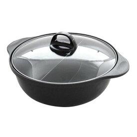 火鍋風仕切り鍋 26cm KS-2926 /業務用食器 /テンポス