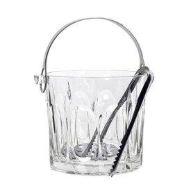 ガラス アイスペール トリニティ M-6813 高さ132(mm)/業務用/新品 /テンポス