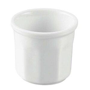 レヴォル ミニチュア ミニジャムポット ホワイト 615551 高さ45(mm)/業務用/新品 /テンポス