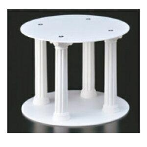 ウェディングケーキ ウェディングケーキプレートセット Cタイプ FB955 FB955//業務用/新品/送料無料 /テンポス