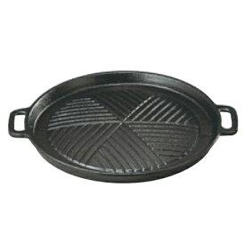 ジンギスカン鍋SN 電磁 ジンギスカン鍋 26cm 鉄製SN/業務用/新品/小物送料対象商品 /テンポス