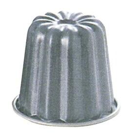 ケーキ型 ブラックフィギュア カヌレ焼型 D-076 Matfer D-076 高さ55 直径:55/業務用/新品 /テンポス