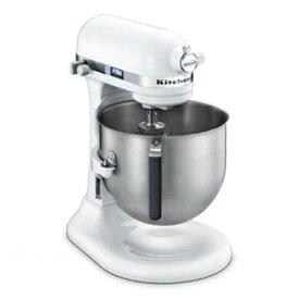 【業務用】キッチンエイドミキサー アームリフトタイプ 6.9リットル【KSM7WH】ホワイト【KitchenAid】【送料無料】【プロ用】 /テンポス