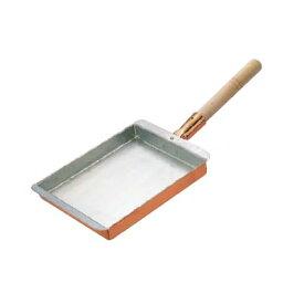 玉子焼 15cm 関西型 銅製 EBM/業務用/新品/小物送料対象商品 /テンポス