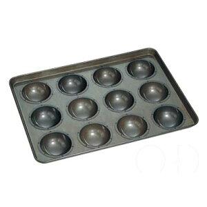 天板 (12ヶ取) カステラドーナツ型 シリコン加工/業務用/新品 /テンポス