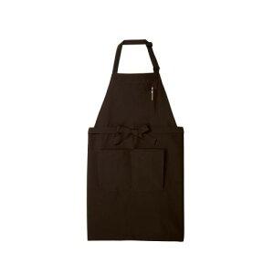 エプロン 兼用 5-633 (チョコレート) /業務用/新品/小物送料対象商品