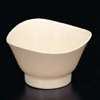 小鉢 給食用食器 山形小鉢 アイボリー 高さ65mm×直径:110/業務用/新品/小物送料対象商品
