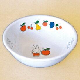 メラミン食器 子供食器 ミッフィー ボール M-3125FR/業務用/新品 /テンポス