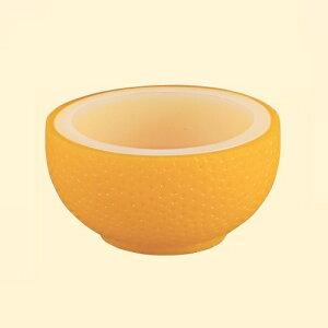 小鉢 【柚子チョコ (PE)(大)(40入)】高さ35mm×直径:65【業務用食器】